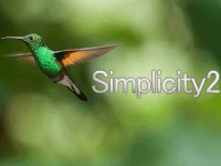 【Simplicity2】「トップへ戻る」を丸ボタンに変更等カスタマイズしたい!